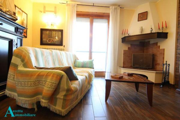 Appartamento in vendita a Taranto, Rione Laghi - Taranto 2, Con giardino, 118 mq - Foto 21