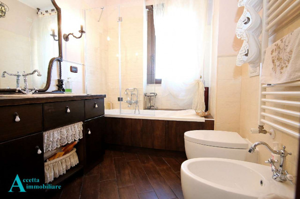 Appartamento in vendita a Taranto, Rione Laghi - Taranto 2, Con giardino, 118 mq - Foto 12