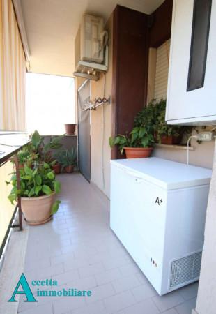 Appartamento in vendita a Taranto, Rione Laghi - Taranto 2, Con giardino, 118 mq - Foto 6