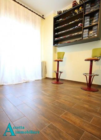 Appartamento in vendita a Taranto, Rione Laghi - Taranto 2, Con giardino, 118 mq - Foto 9