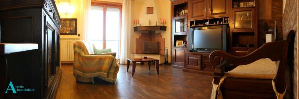 Appartamento in vendita a Taranto, Rione Laghi - Taranto 2, Con giardino, 118 mq - Foto 22