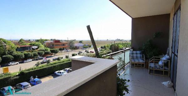 Appartamento in vendita a Taranto, Rione Laghi - Taranto 2, Con giardino, 118 mq - Foto 19