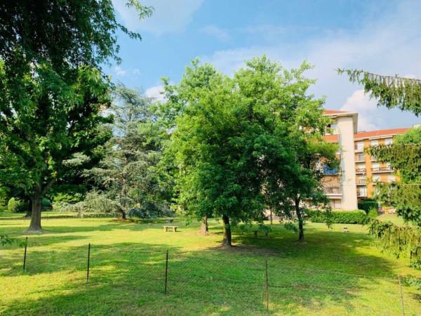 Appartamento in vendita a Moncalieri, Con giardino, 80 mq