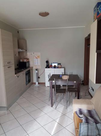 Appartamento in affitto a Bagnolo Cremasco, Residenziale, Arredato, con giardino, 61 mq