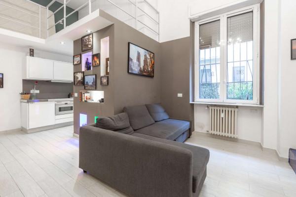 Appartamento in vendita a Milano, Carrobbio, 43 mq