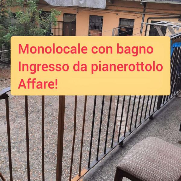 Appartamento in vendita a Torino, 26 mq
