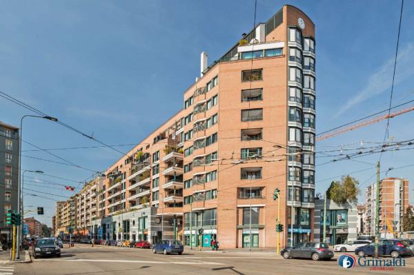 Appartamento in vendita a Milano, Gambara, Arredato, con giardino, 40 mq