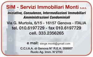 Logo SIM-Servizi Immobiliari Monti sas